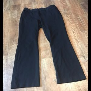 Loft Curvy Dress Pants